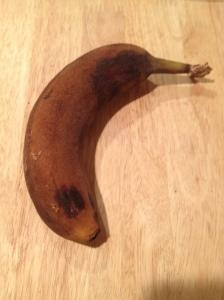 Gone bananas!