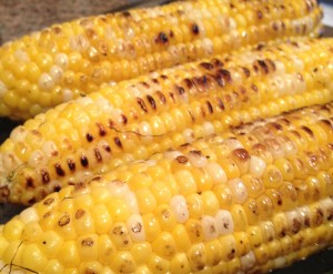 Summer Corn on the Cob