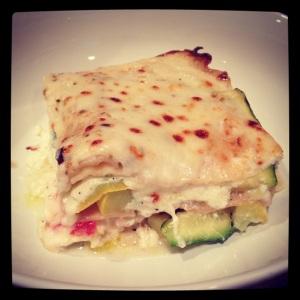 Summer Squash Lasagna