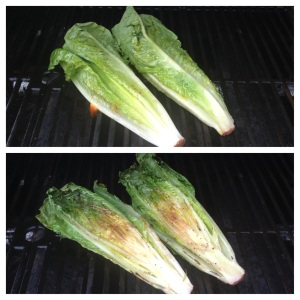 """Greening"" up the grill"