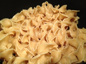 Egg noodles like Great-Grandma use to make!