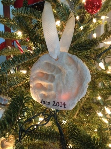 A beautiful addition to our tree :)
