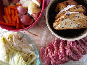 All the fixings of Saint Patrick's Day dinner make for some tasty leftover creations!