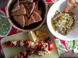 Healthy Mediterranean Feast