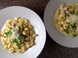 A dinner dish fit for a king (or very pregnant mama!)