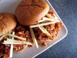 Simple Real Simple Sloppy Joe's