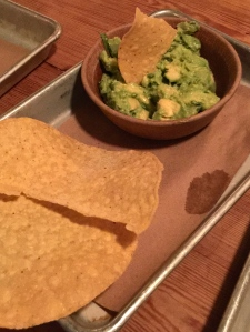 Chunky avocado gives this guac awesome texture!