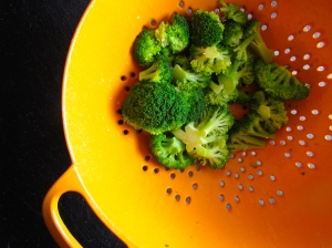 Fresh or frozen broccoli both work perfectly!